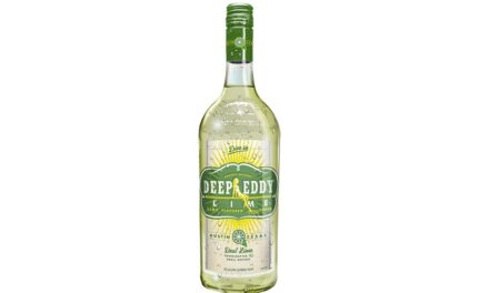 Heaven Hill presenta el vodka Deep Eddy Lime