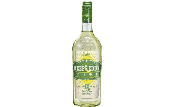 Heaven Hill presenta el vodka Deep Eddy Lime
