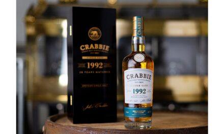John Crabbie & Co presenta un whisky de malta de 1992