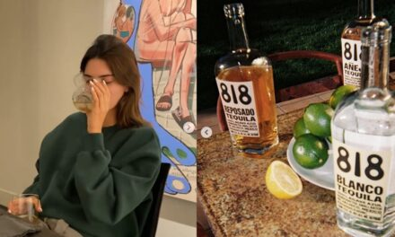Kendall Jenner lanza el tequila 818