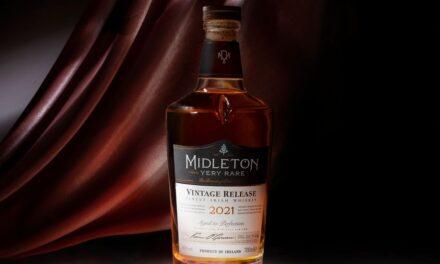 Kevin O'Gorman crea Midleton Very Rare 2021