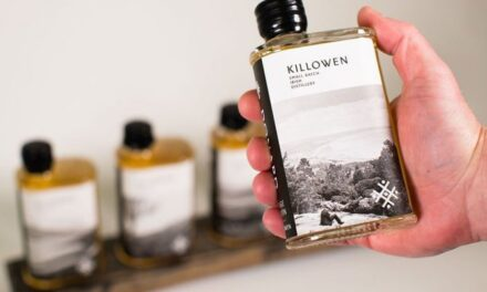 Killowen Cuige Poitín Series lleva el histórico aguardiente irlandés al mercado premium