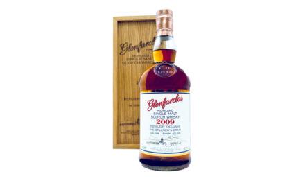 La nueva edición limitada del whisky Glenfarclas Stillmen's Dram recaudará dinero para el Banco de Alimentos