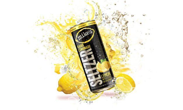 Mike's Hard Lemonade lanza Mike's Hard Lemonade Seltzer