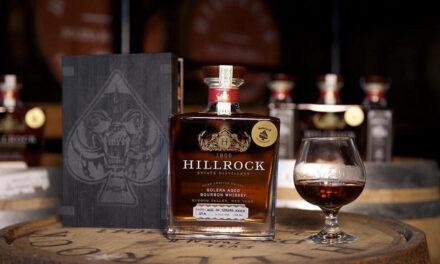Motorhead se asocia con la destilería Hillrock en una edición limitada del whisky bourbon Ace Of Spades