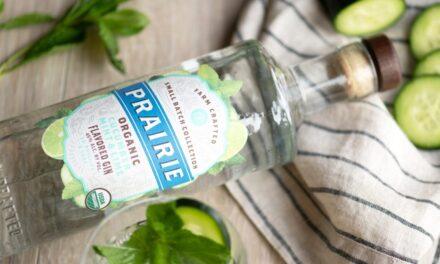 Prairie Organic Spirits lanza Cucumber, Mint & Lime Flavored Gin