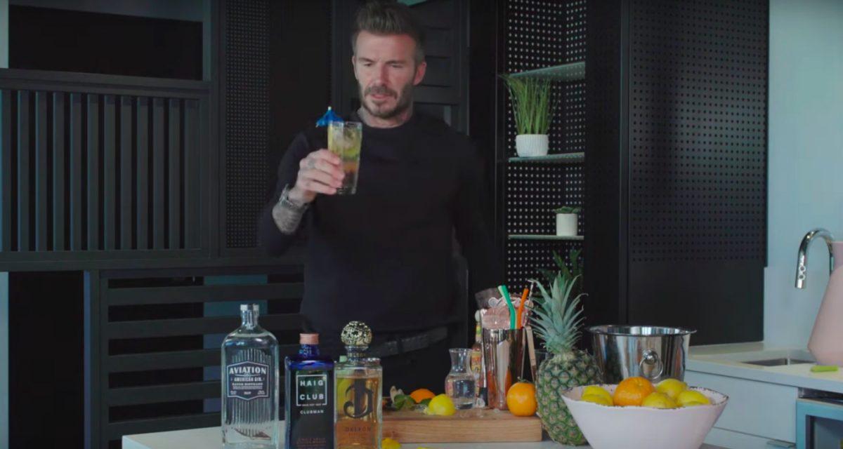 Ryan Reynolds, Diddy, Beckham y Diageo donan 1 millón de dólares a los camareros