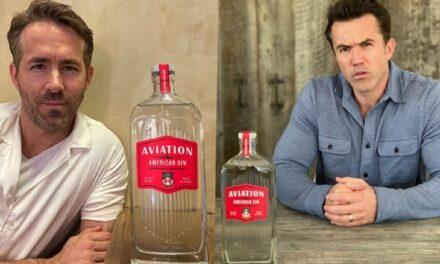 Ryan Reynolds revela el diseño de la edición limitada de Aviation Gin