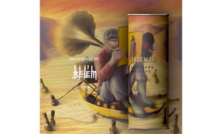 Sandeman se asocia con el artista Mário Belém para crear una edición limitada de Founder's Reserve Ruby Port Canister