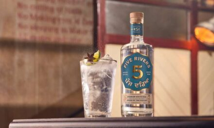 Sanghera lanza Five Rivers Indian White Spiced Rum