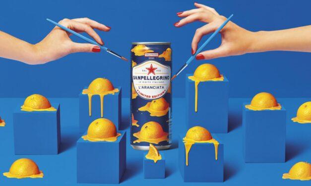 Sanpellegrino lanza edición limitada de sus refrescos en colaboración con la revista Toiletpaper