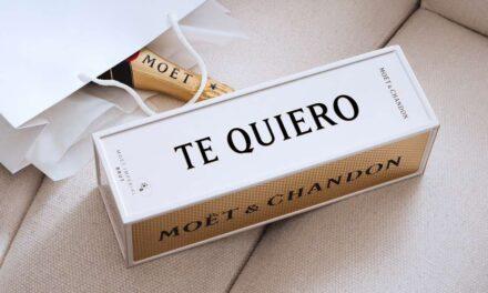 Specially Yours: Díselo con Moët & Chandon