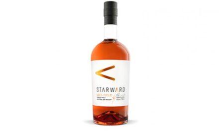 Starward ha anunciado el lanzamiento de su whisky Left-Field