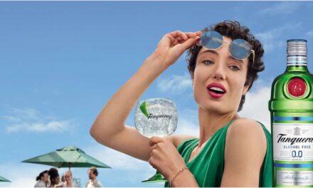 Tanqueray 0,0% se une al creciente sector de las bebidas sin alcohol