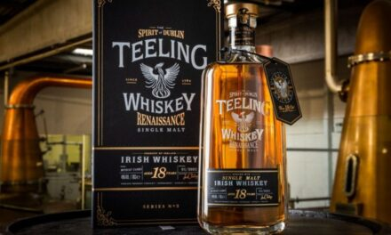 Teeling Whiskey presenta la tercera botella de la serie Renaissance Irish Single Malt