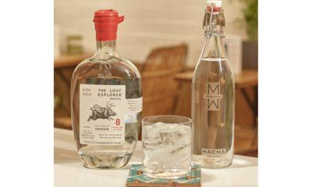 The Lost Explorer Mezcal y Hacha, de Londres, reimaginan la Margarita de Espejo para el Día Nacional de la Margarita
