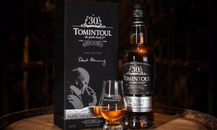 Tomintoul revela el whisky del 30º aniversario de Robert Fleming
