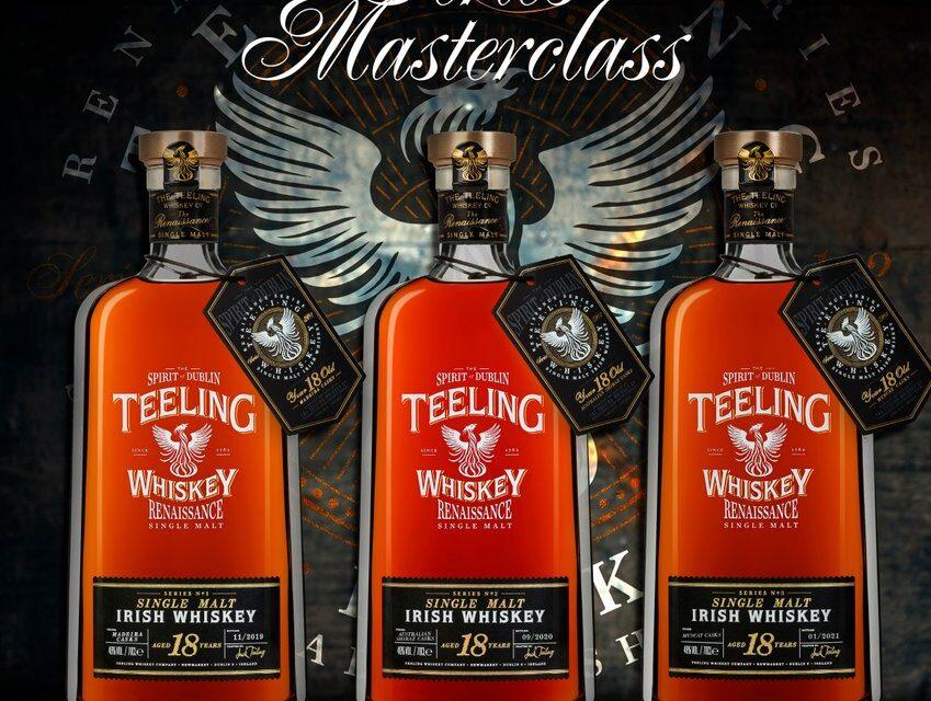 Teeling estrena Masterclass de Renaissance Series