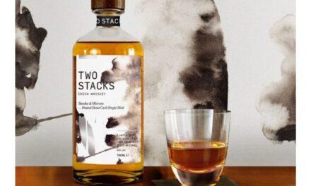 Two Stacks Irish Whiskey ha presentado Smoke & Mirrors, su primer single malt con peated