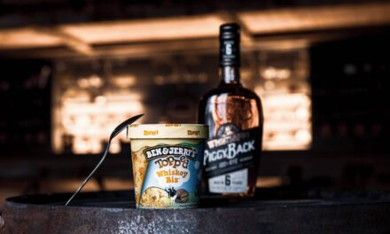 WhistlePig y Ben & Jerry's se unen en el helado Whiskey Biz
