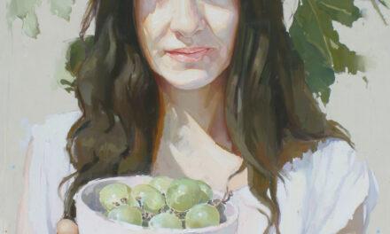 """""""Diosa del vino"""" (2016), de Manuel Reina Infantes"""