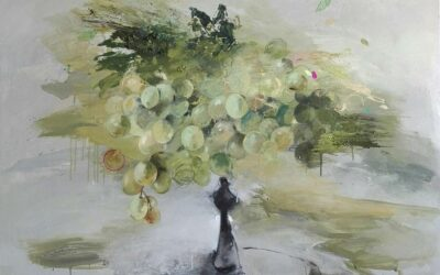 """Elixir de dioses"" (2018), de Laura Juárez"