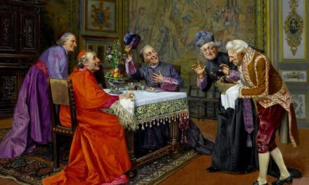 """Lacryma Christi"" (1898), de Francesco Brunery"