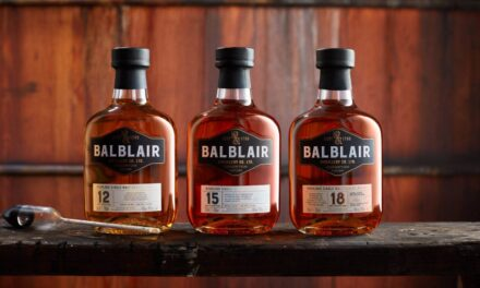 Balblair lleva a Estados Unidos su colección de whisky escocés con indicación de edad