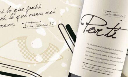 Bodegas Luzón presenta la nueva añada 2017 de su vino más emblemático y distintivo, 'Por ti'