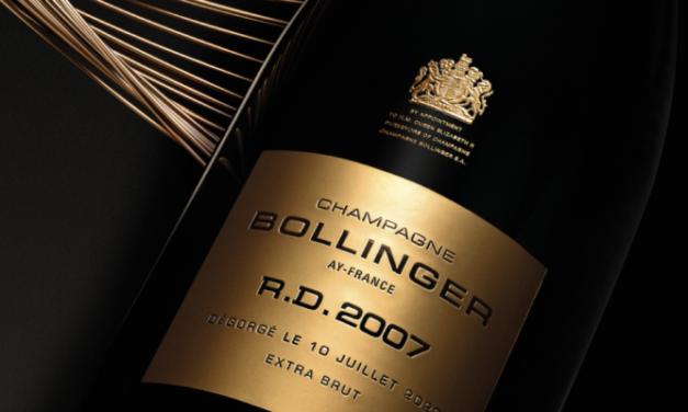 Bollinger desvela la última expresión de su RD Cuvee 2007 con una nueva etiqueta que honra el pasado