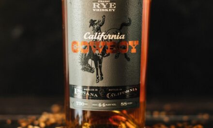 California Cowboy presenta su whisky de centeno, California Cowboy Rye Whiskey
