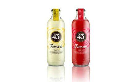 """Cocktail 43 Fresco ha ganado el título """"Producto del año 2021"""" en Holanda, dentro de la categoría de """"Premix & Likorettes"""""""