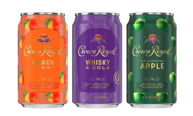 Crown Royal lanza cócteles en lata