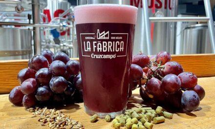 Cruzcampo convierte la cerveza en vino, y presenta Cruzcampo Grape Beer
