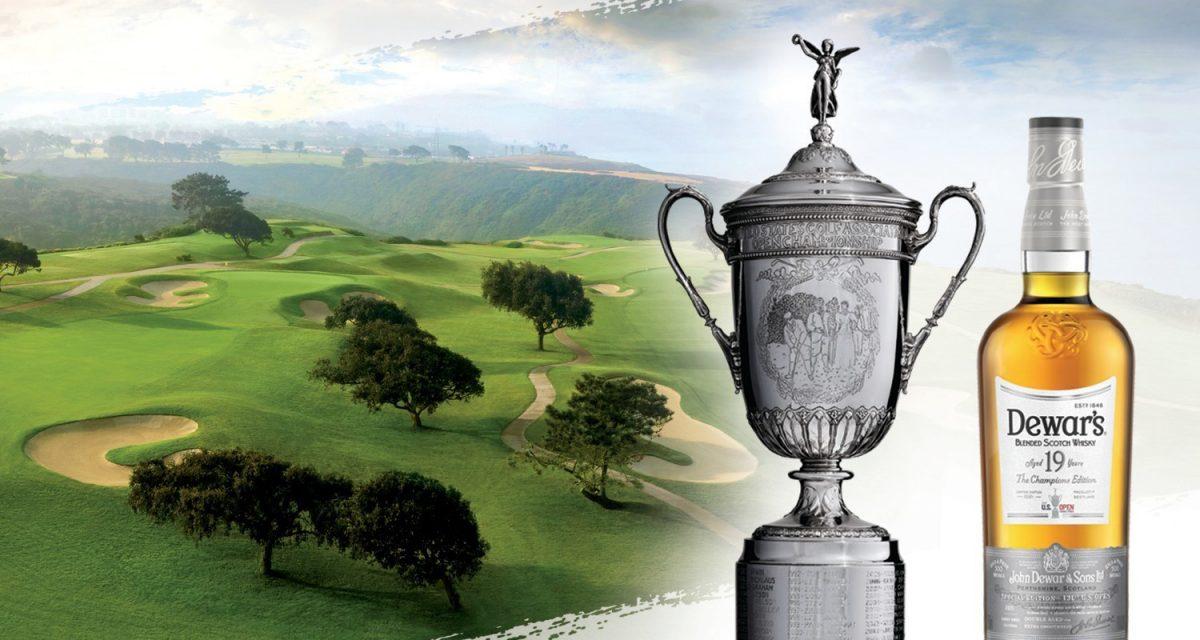 Dewar's es el whisky escocés oficial del US Open