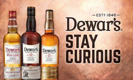 Dewar's explora el poder del deporte con la campaña Stay Curious