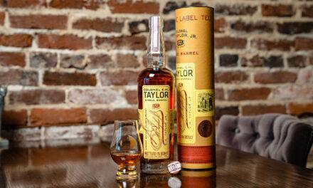 E. H. Taylor, Jr Bourbon se asocia con Chris Stapleton para el lanzamiento Bottled In Bond Day