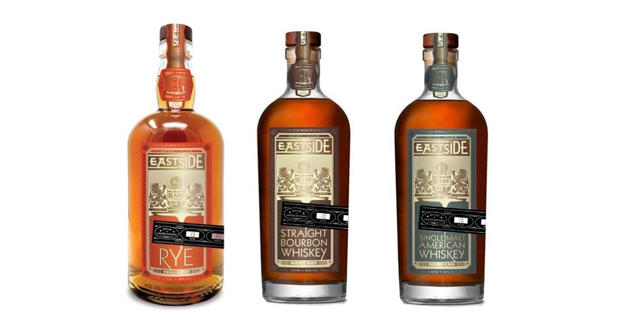 Eastside Distilling lanza la nueva marca Eastside
