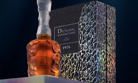El decantador de Dictador 1976 Lalique se vende por 30.000 libras