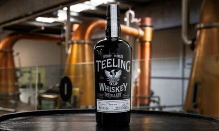El whisky Teeling lanza una botella de roble virgen irlandés exclusiva para el Día de San Patricio