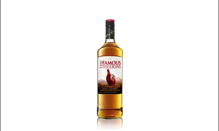 The Famous Grouse lanza el whisky The Famous Lions