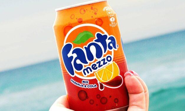 Coca-Cola presenta su nuevo refresco Fanta Mezzo