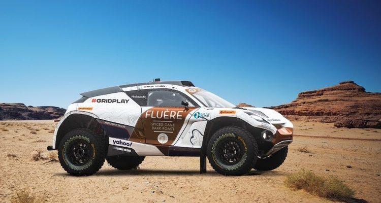 Fluère Drinks se asocia con el equipo Andretti United Racing