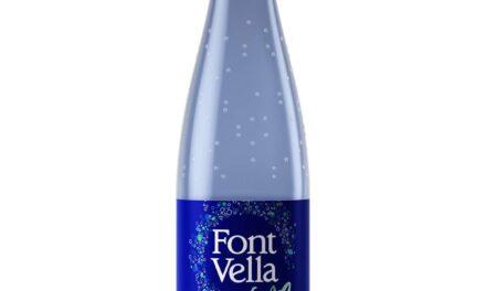 Font Vella se adapta a las tendencias saludables y lanza Font Vella Gas, su primer agua con gas