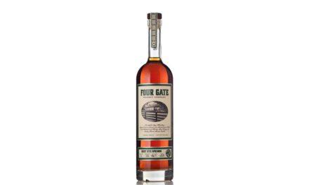 Four Gate presenta Ruby Rye Springs, un whisky envejecido en barriles de ron de Oporto