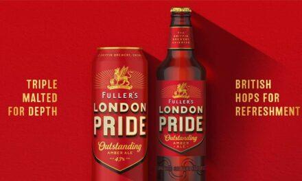 Nuevo aspecto para Fuller's London Pride