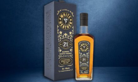 GlenAllachie presenta su primer whisky de mezcla, White Heather 21 Year Old