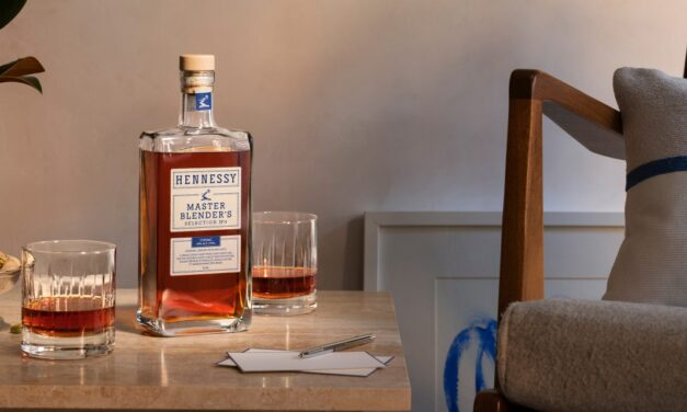 Hennessy Master Blender's Selection No 4 convierte la inspiración en coñac