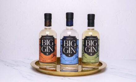 Hood River Distillers relanza Big Gin