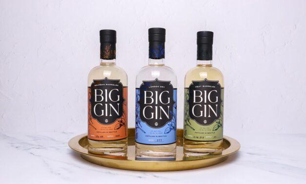 Hood River Distillers relanza Big Gin